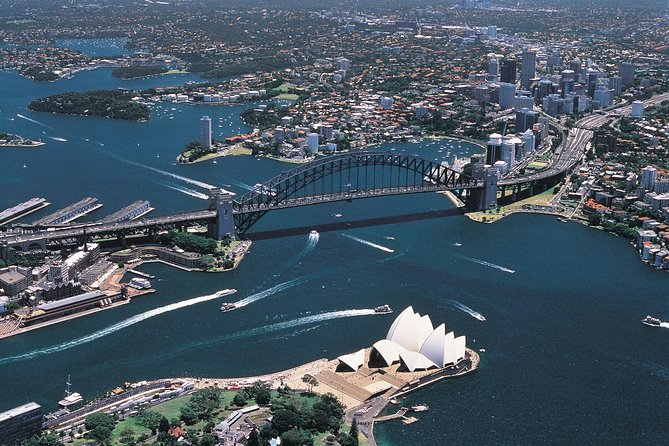 Morning or Afternoon Half-Day Sydney City Sightseeing Tour