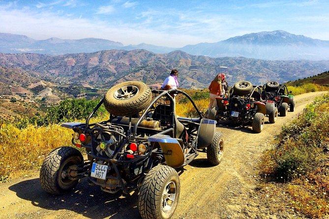 Malaga Shore Excursion: Panoramic Buggy Tour