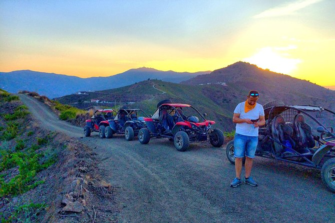 Panoramic Evening Buggy Tour from Malaga