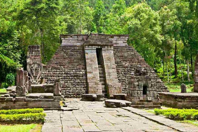 Pyramid in the Heart of Java Dwipa