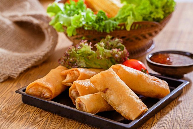 The Spring Rolls Town