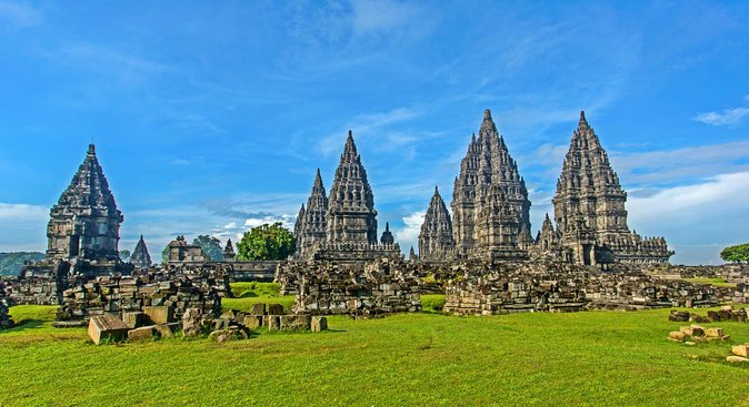 Prambanan and Surrounding Temples