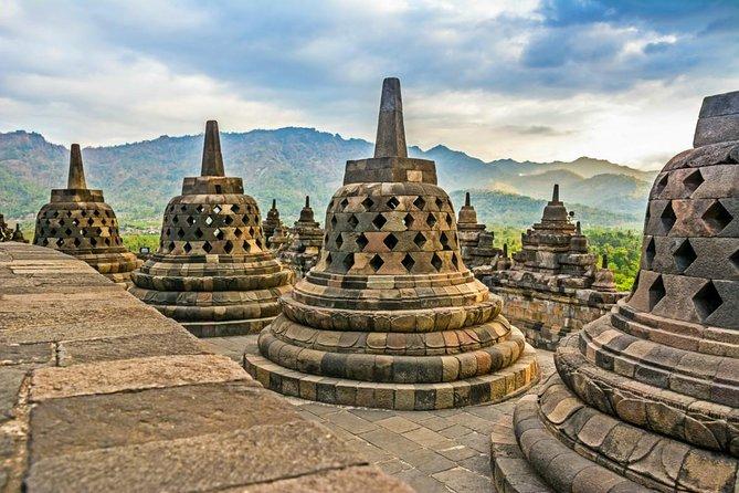 Borobudur Morning Sunrise