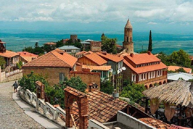 Full-Day Signagi and Bodbe Tour in Kakheti from Tbilisi