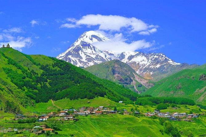 Amazing Kazbegi Tour from Tbilisi