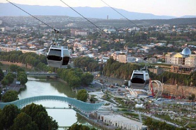 Tbilisi Highlights Half Day Walking Tour