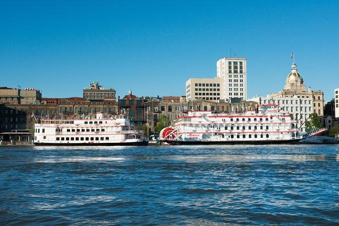 Savannah Land and Sea Combo Tour