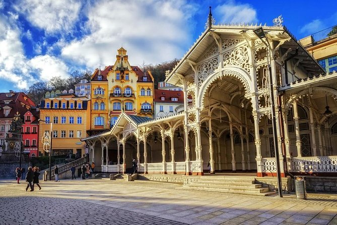 Tour of Karlovy Vary photo 4