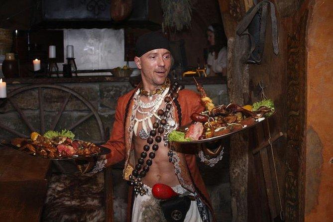 Prague Original Medieval Tavern Dinner with Hotel Transfert