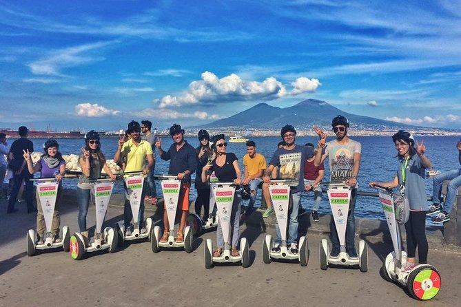 Excursion de 90minutes à Naples Segway