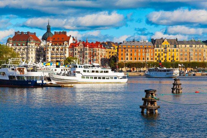 Båt till riga från stockholm