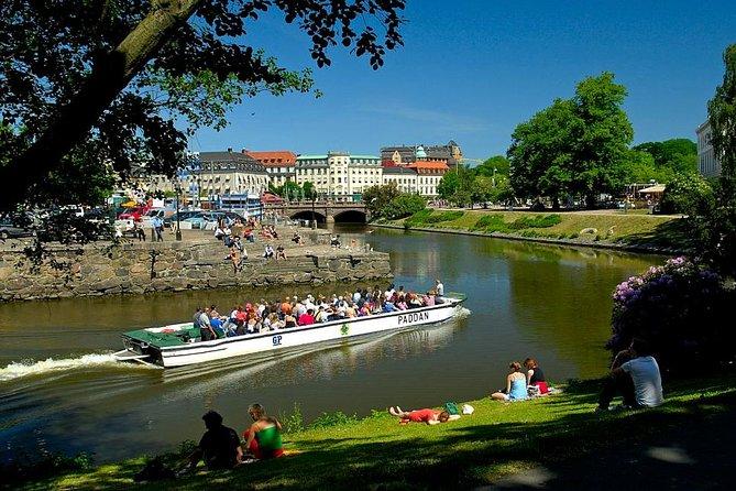 Excursão de barco com várias paradas em Gotemburgo