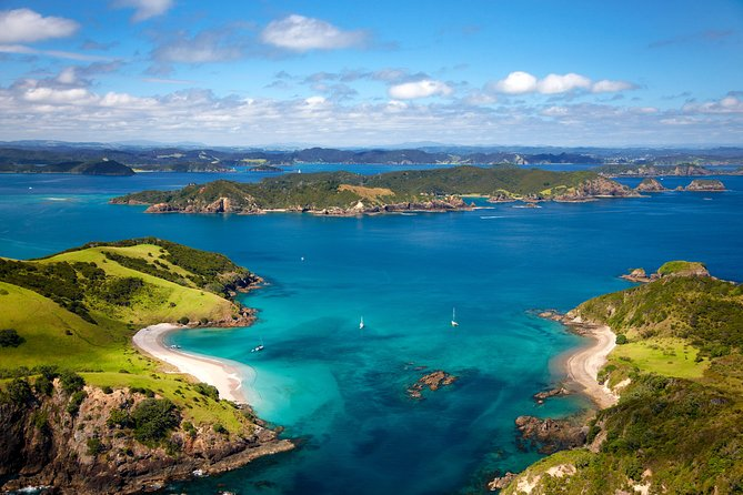 Bay of Islands: Full Day Tour from Auckland