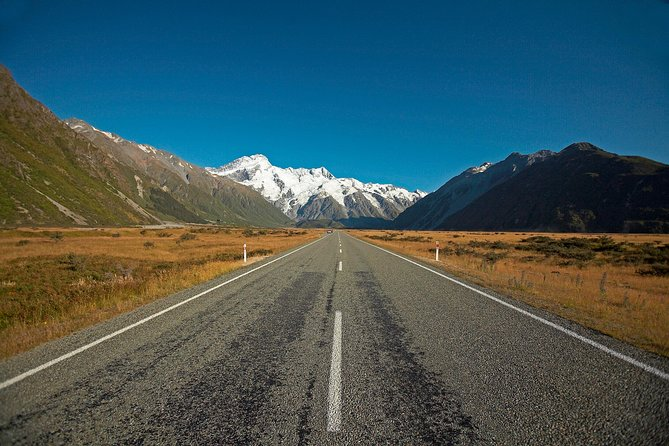 Christchurch to Mount Cook One-Way Tour