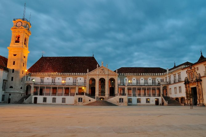 From Porto: Coimbra and Buçaco Private Tour Full Day