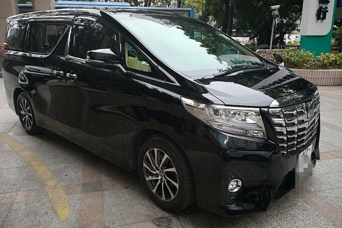 Business Car Service --Shenzhen , HK airport