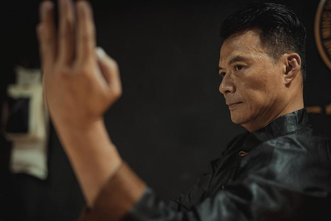 Wing Chun with a Renowned Hong Kongese Practitioner