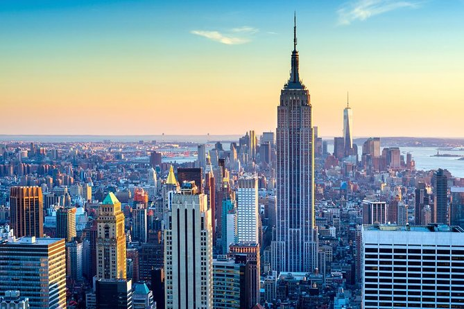 Guided City Tour of Manhattan in Portuguese