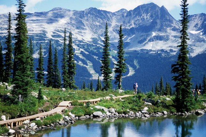 Excursión de aventura por Whistler Mountains con entrada al spa Scandinave incluida