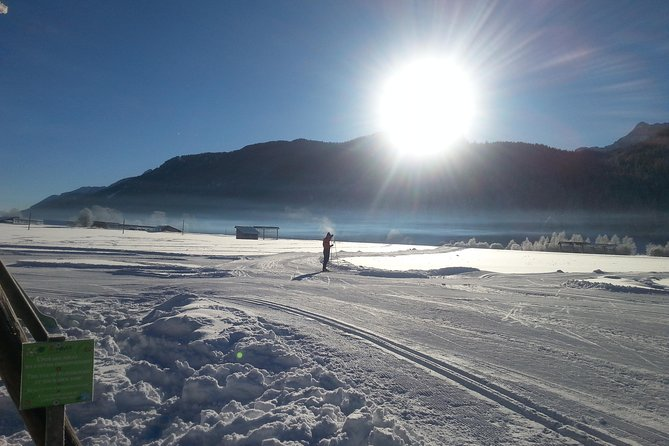 Cross country skiing lessons Planica, Slovenia