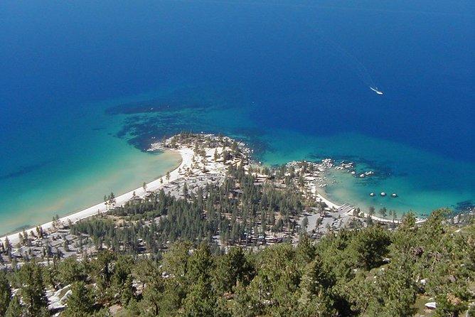 Tour en helicóptero Sand Harbor - Aeropuerto de South Lake Tahoe