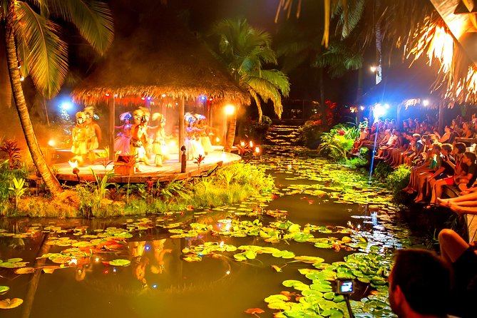 Spectacular Over Water Night Show & Buffet Dinner