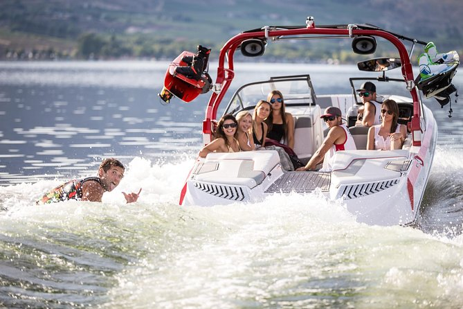 Two-Hour Okanagan Watersports Charter