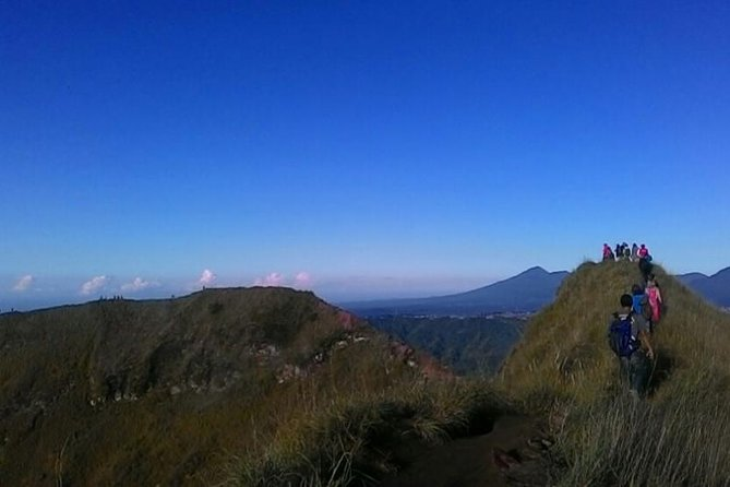 Batur Volcano Sunset Trekking