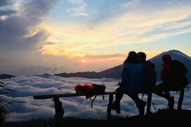 Mt Batur Sunrise Trekking And Breakfast On the Peak
