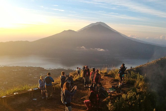 Sunrise Bali Trekking Guide At Mount Batur
