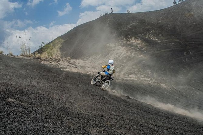 Batur Volcano Dirt Bike Adventure and Tour