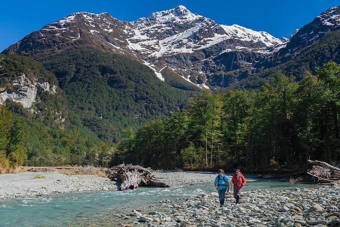 Routeburn Track Private Guided Walk
