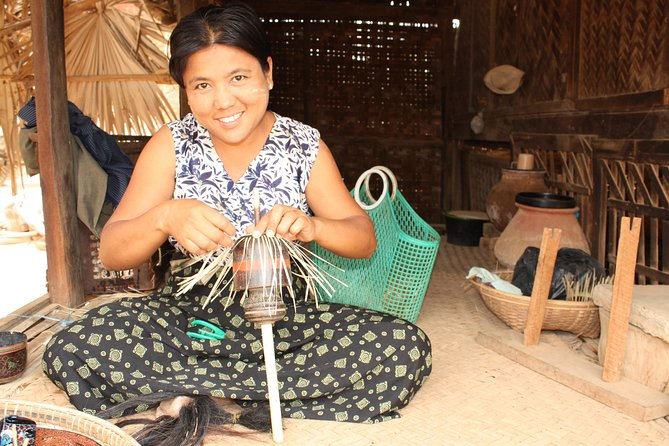 Private Bagan Rural Village Tour Including Lunch