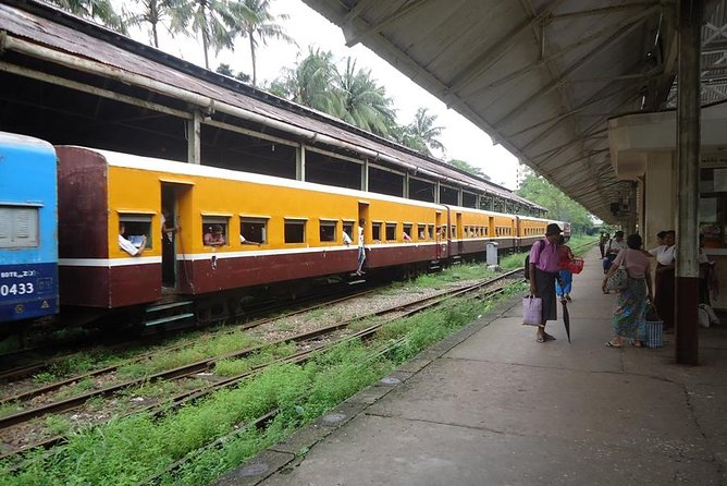 Yangon by Rail: Circle Line Journey