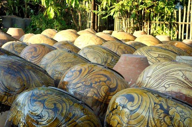 Dalla and Twante Pottery Village