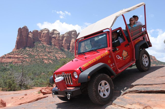 Soldier Pass Trail Jeep Tour from Sedona