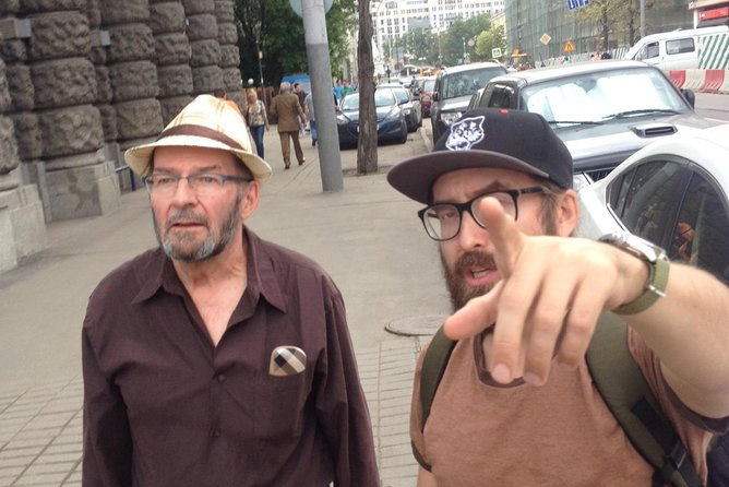 Full Day Moscow 'Walk Like Locals' Private Walking Tour