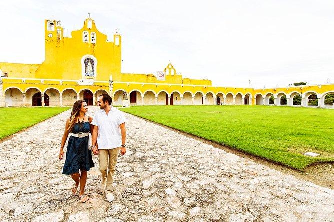 Private Day Trip: Izamal, Aké Ruins & Hacienda from Merida by Yucatan Concierge