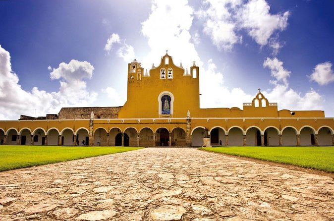 Private Tour: Izamal Magic Town & Cenotes from Merida by Yucatan Concierge
