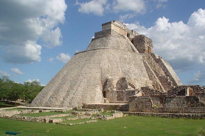 Private Tour to Uxmal, Cenote & Hacienda Yaxcopoil by Yucatan Concierge
