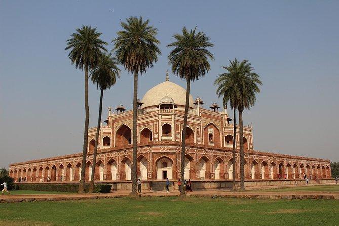 Private Tour of Unesco World Heritage Sites Delhi