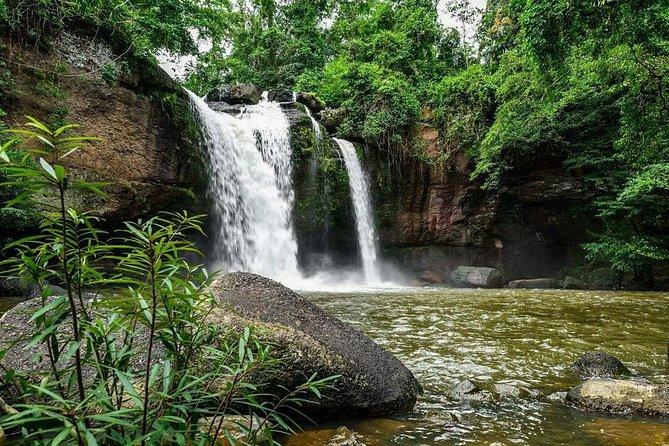 Khao Yai National Park-Haew Suwat Waterfall-Jungle Hiking to KM 33 Nong Pak Chi