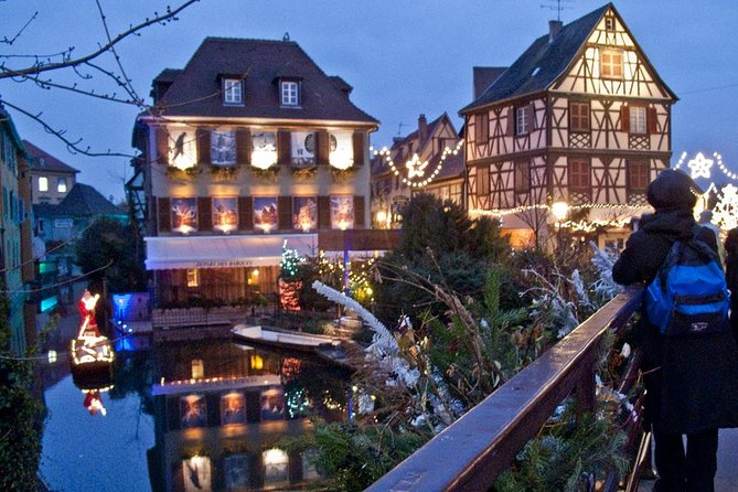Colmar Christmas Market.Colmar To Alsace Christmas Market Tour With Wine Tasting