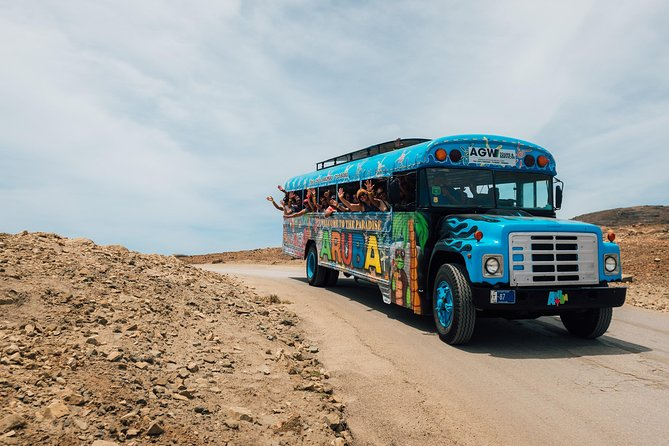 Explore Aruba Party Bus Tour