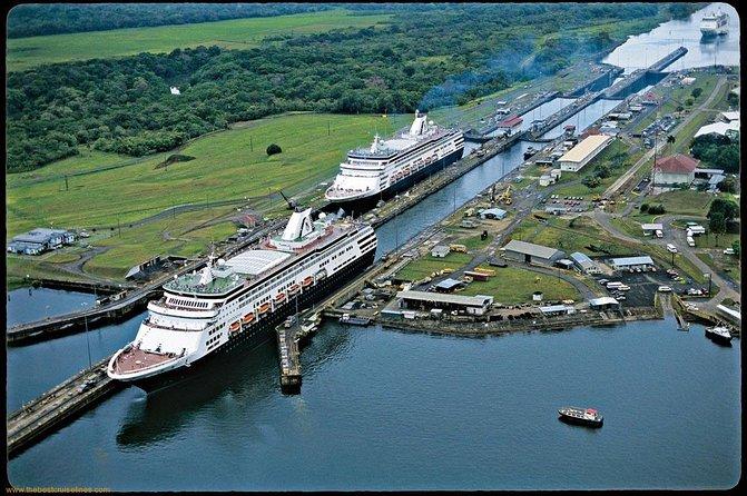Panama Canal Partial Transit Tour from Panama City