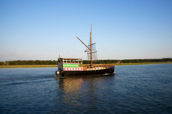 Black Sparrow Pirate Ship Adventure in Hilton Head