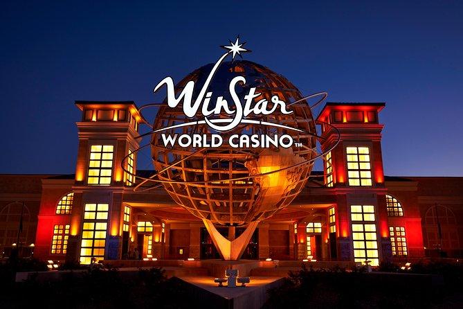 Saturday Morning Local Shuttle to Winstar World Casino - World's Biggest Casino