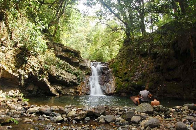 Santa Inez Waterfalls Mountain Bike Tour from Manila