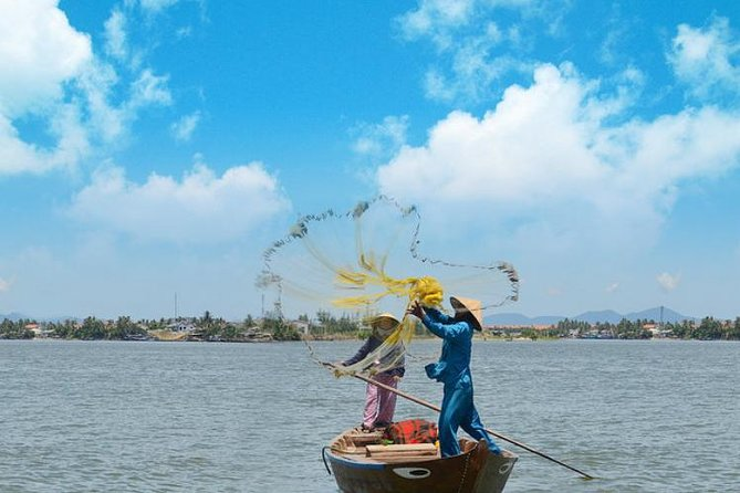 Hoi An Fishing Village and Rice Paddy Tour