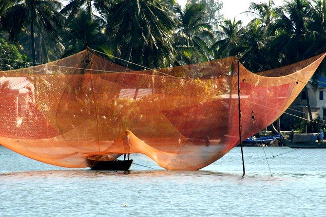 Hoi An Fishing Village Basket Boat